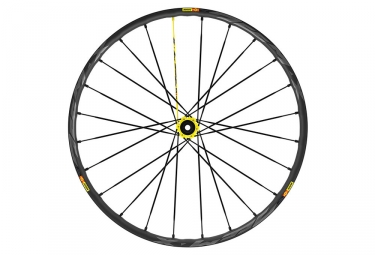 Roue avant 2019 mavic deemax pro 29 boost 15x110mm noir