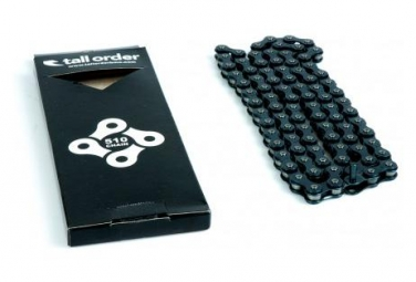 Tall Order Chain 510 Black