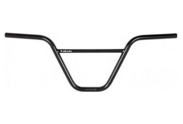 Guidon bmx tall order ramp 28 6mm noir 9 5