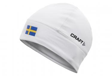 Craft Brilliant Hat 2.0 Beanie Sweden White