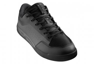 Paire de chaussures vtt mavic deemax elite flat noir gris 40 2 3