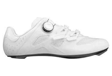 Paire de Chaussures Route MAVIC Cosmic Elite Blanc Noir