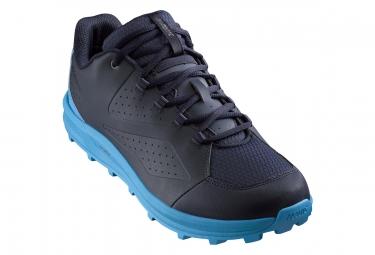 Paire de Chaussures VTT MAVIC XA Bleu Nuit / Bleu
