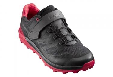 Mavic Echappée Trail Elite II MTB Shoes Noir / Rose