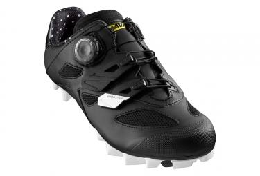 Paire de chaussures vtt femme mavic sequence xc elite noir 38