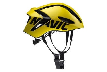 Casque route mavic comete ultimate jaune noir s 51 56 cm