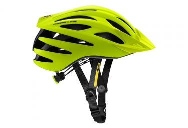 MAVIC Crossride SL Elite MTB Helmet Neon Yellow / Black