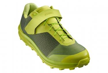 Paire de Chaussures VTT MAVIC XA Matryx Vert Clair