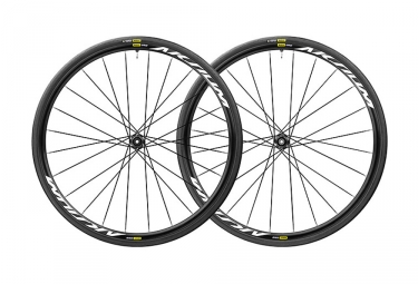 Paire de roues 2019 mavic aksium elite ust disc 12 9x100mm 12x142mm 9x135mm 6 trous