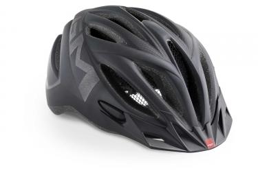 Met 20 Miles Helmet Black Texture Matt
