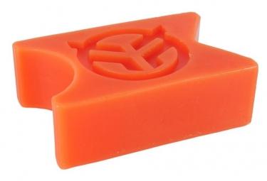 Wax Federal Bloc Orange