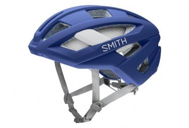 Casque route smith klein bleu mat m 55 59 cm