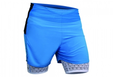 Raidlight Ultralight Short Blue