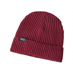 Bonnet Patagonia Fishermans Rolled Rouge
