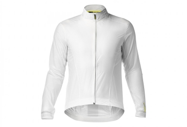 Veste mavic essential wind blanc s