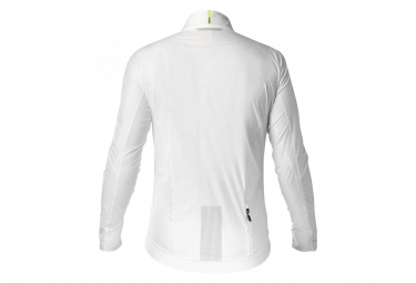 MAVIC Essential Wind Jacket Blanco