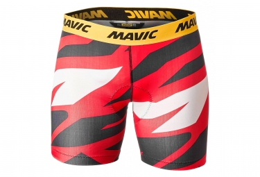 MAVIC Deemax Pro unter Short Fiery Red / Black