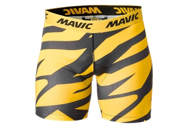 Mavic Deemax Pro Under Short Nero / Giallo Mavic