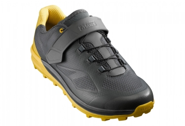 MAVIC XA Elite II MTB Shoes Urban Chic Sulphur