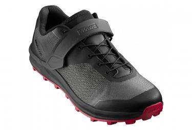 Paire de chaussures vtt mavic echappee matryx noir rose 38