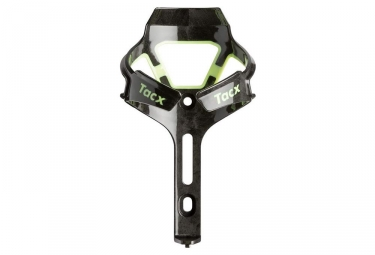Tacx Ciro Bottle Cage Negro Neon Amarillo Brillante