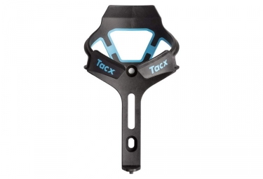 Tacx Ciro Bottle Cage Black Light Blue Matt