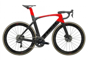 Trek Madone SLR 9 Disc Road Bike 2019 Shimano Dura Ace Di2 Black / Red