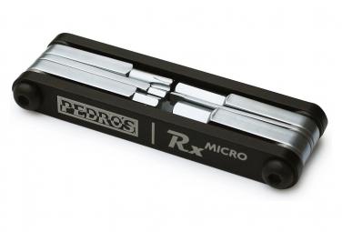 Multi-Outils Pedro's RX Micro 6 fonctions Noir
