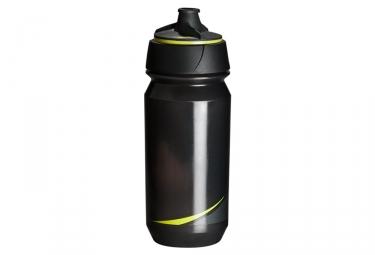 Bidon tacx shanti smoke noir jaune fluo 500 ml