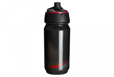 Tacx Shanti Bottle Smoke Black Red 500 ml