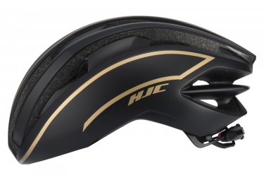HJC Road Helmet Ibex Black / Gold