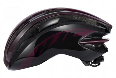 HJC Road Helmet Ibex Black / Burgundy