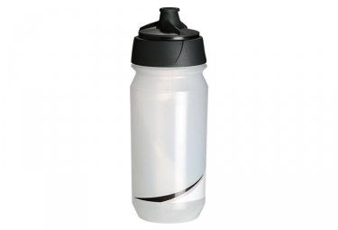 Tacx Shanti Bottle Clear Black 500 ml