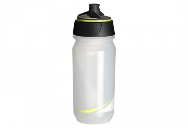 Tacx Shanti Bottle Clear Neon Yellow 500 ml