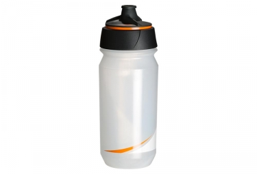 Bidon tacx shanti transparent orange 500 ml