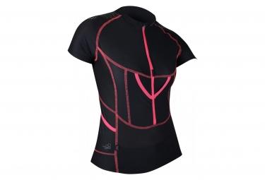 Raidlight XP FIT 3D Women's Jersey Black Pink