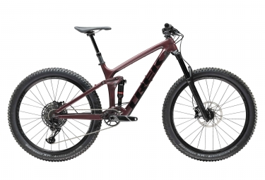 Trek Remedy 9.7 Full Suspension MTB 2019 27.5+ Sram NX Eagle 12S Red
