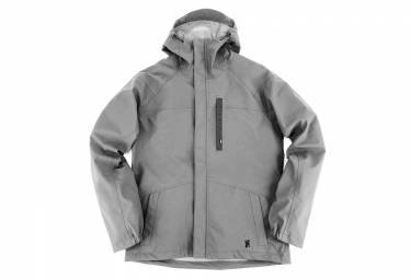Chrome Storm Cobra 2.0 Waterproof Jacket Grey