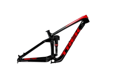 Trek Remedy Frameset 2018 27.5'' Black / Red