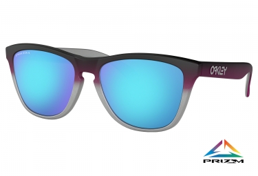 Gafas Oakley Frogskins Splatterfade Collection purple¤pink¤black¤silver blue Prizm Sapphire