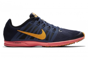 Nike Air Zoom Speed Racer 6 Zapatos Azul Naranja Rosa