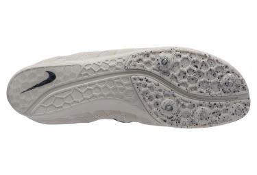 Chaussures de Running Nike Zoom D Blanc