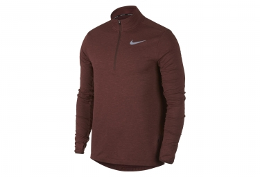 Nike Sphere Element Thermal Zip Long Sleeves Jacket Red