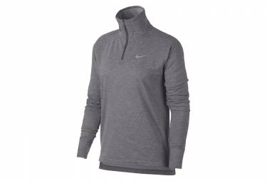 Maillot Manches Longues Femme Nike Therma Sphere Element Gris
