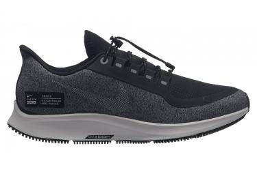 Nike air zoom pegasus 35 shield noir gris femme 38