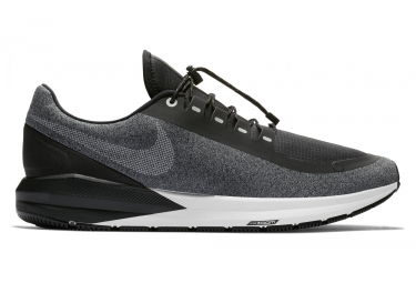 Nike air zoom structure 22 shield noir blanc 41