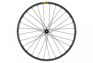 Roue Avant 2019 Mavic E-XA Elite 29'' | Boost 15x110mm | 6 Trous | Noir