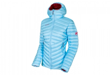 Mammut Broad Peak Down Women's Jacket Blue