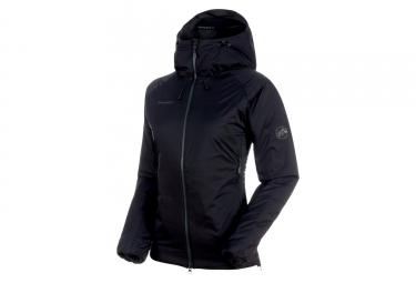 Mammut Rime IN Flex Women's Jacket Black