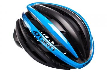 Casque route giro cinder bleu s 51 55 cm